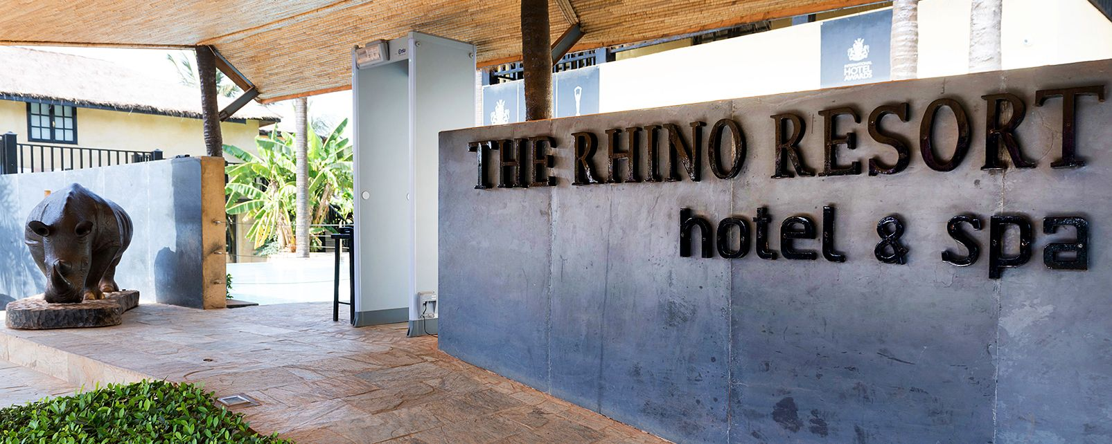 Hôtel Rhino Resort Hotel Spa
