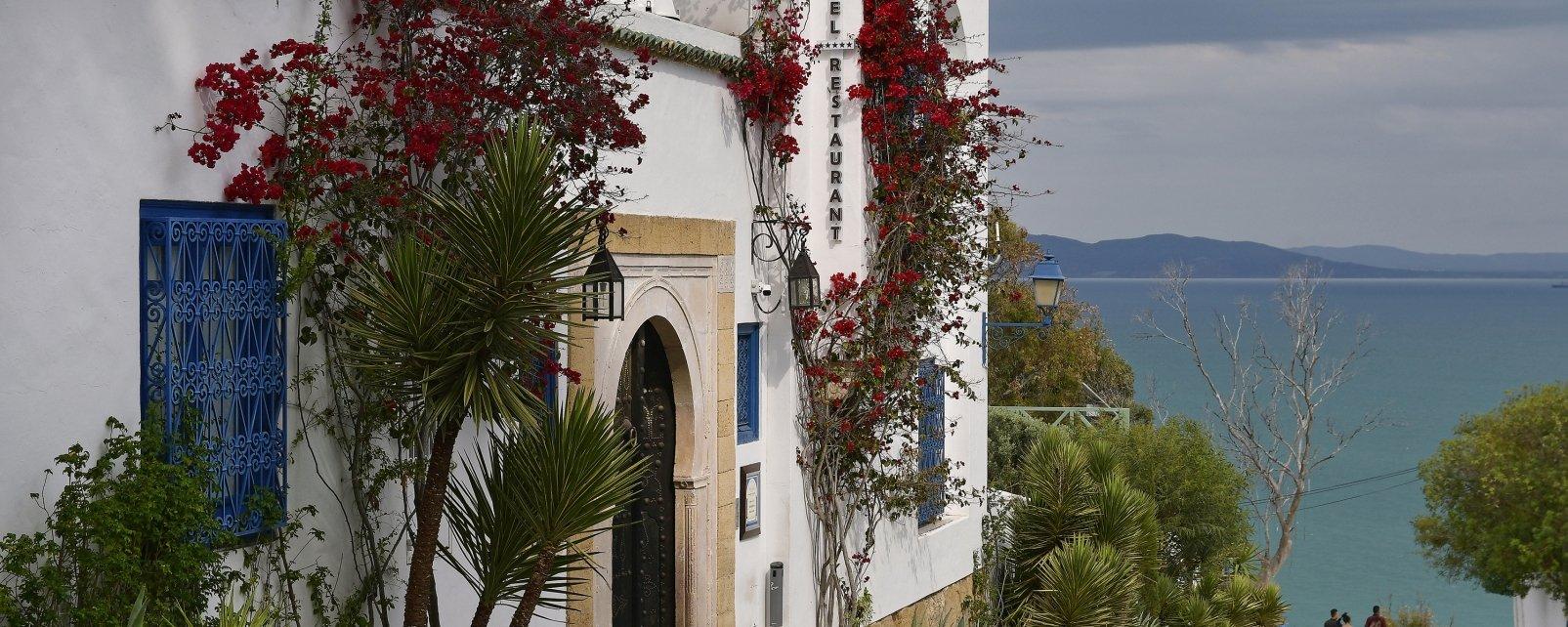 Hôtel La Villa Bleue