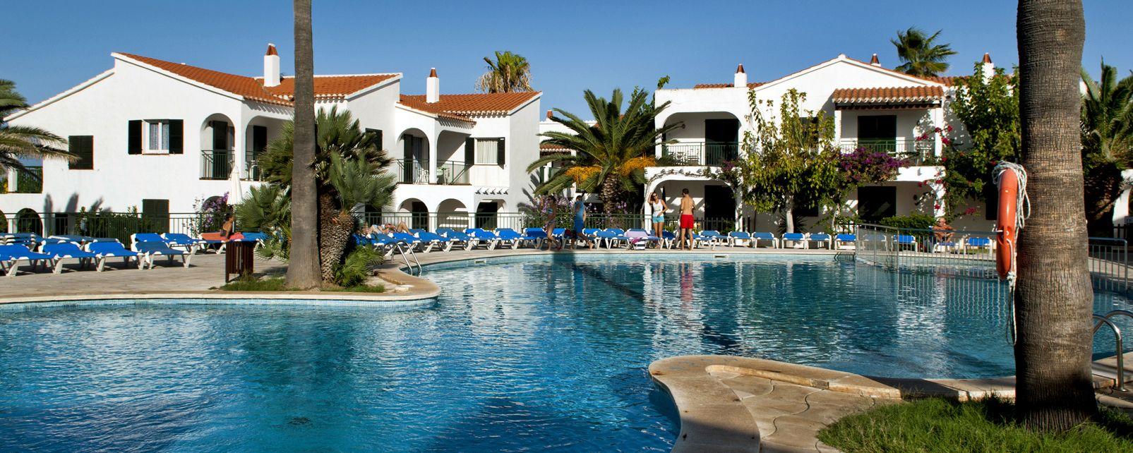 h tel club marmara oasis menorca ciutadella espagne