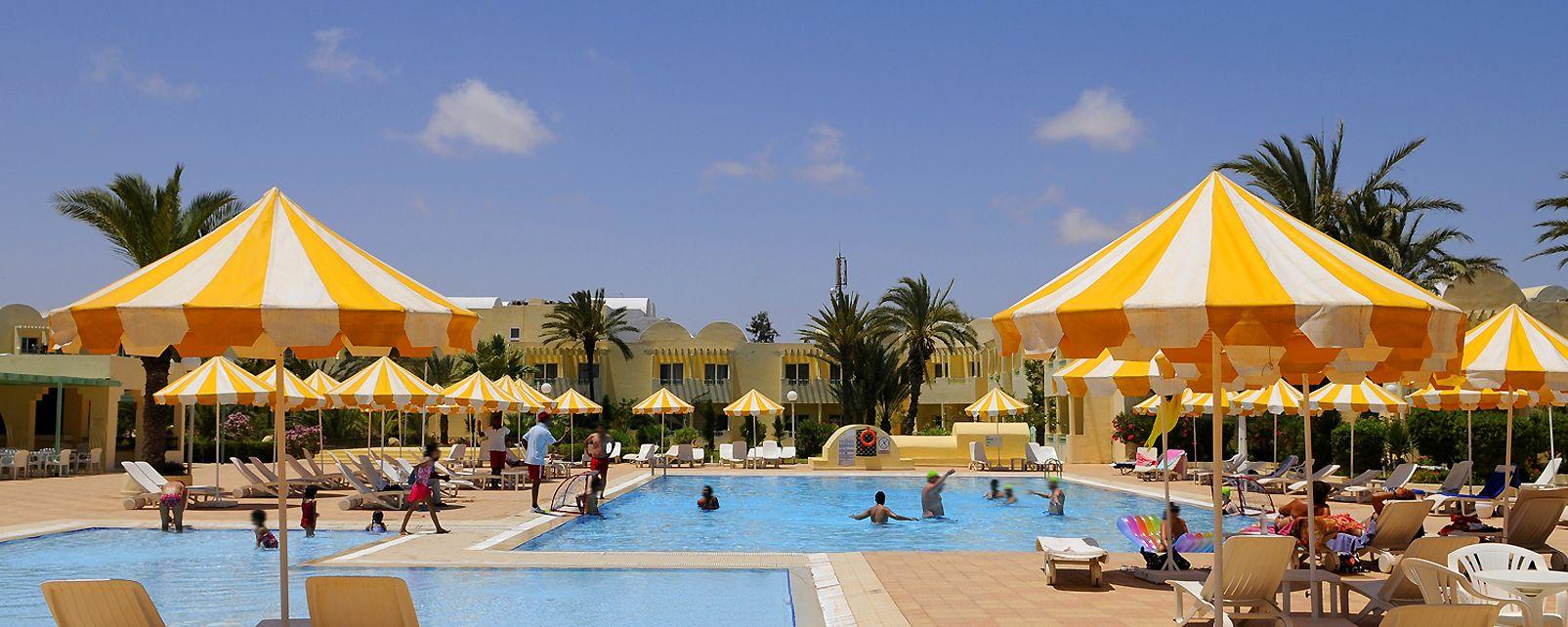 hotel venice beach in djerba tunisia. Black Bedroom Furniture Sets. Home Design Ideas