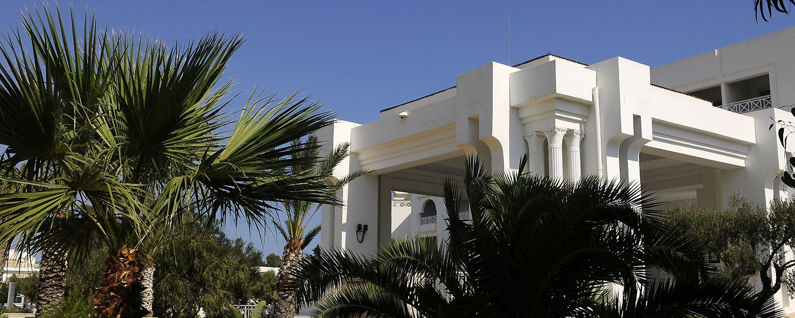 Hôtel Radisson Blu Resort and Thalasso Hammamet