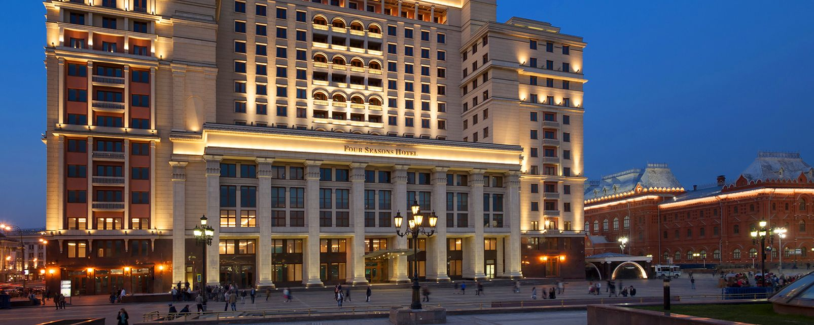 Hôtel Four Seasons Moscow