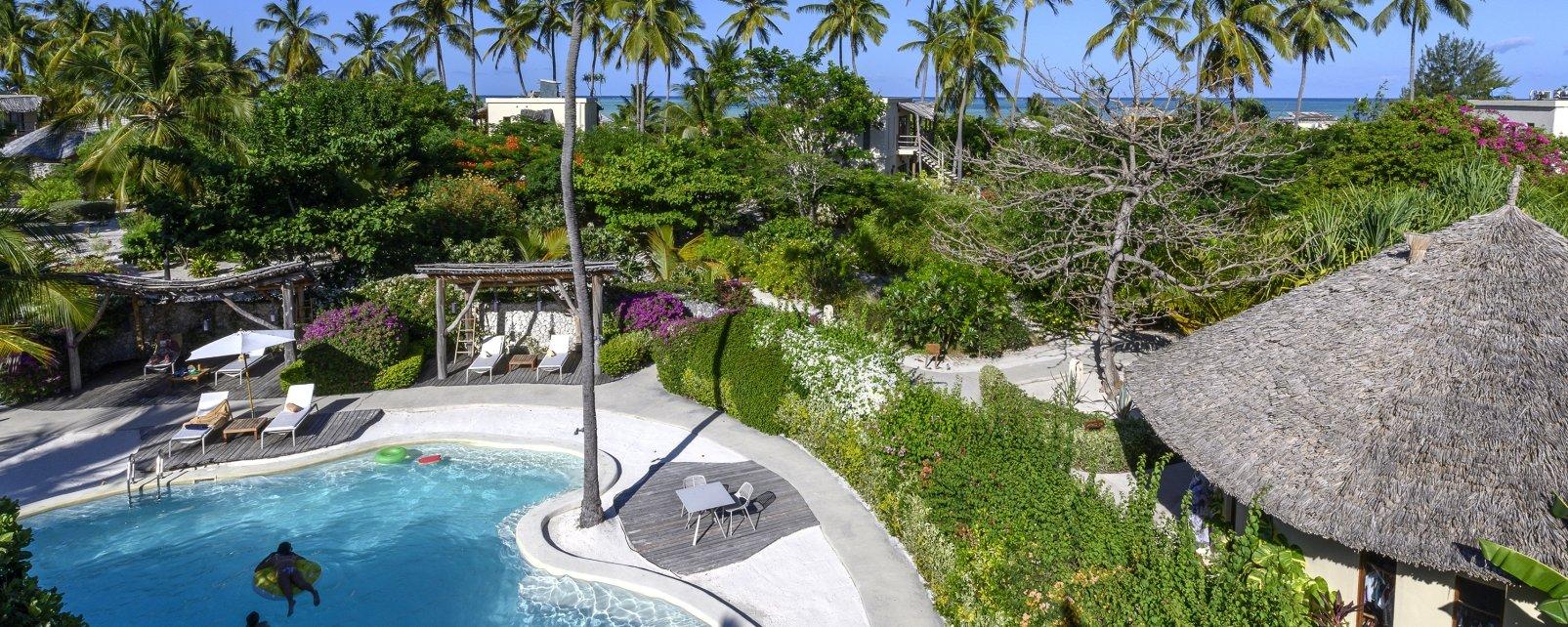 Hôtel White Sand Luxury Villas