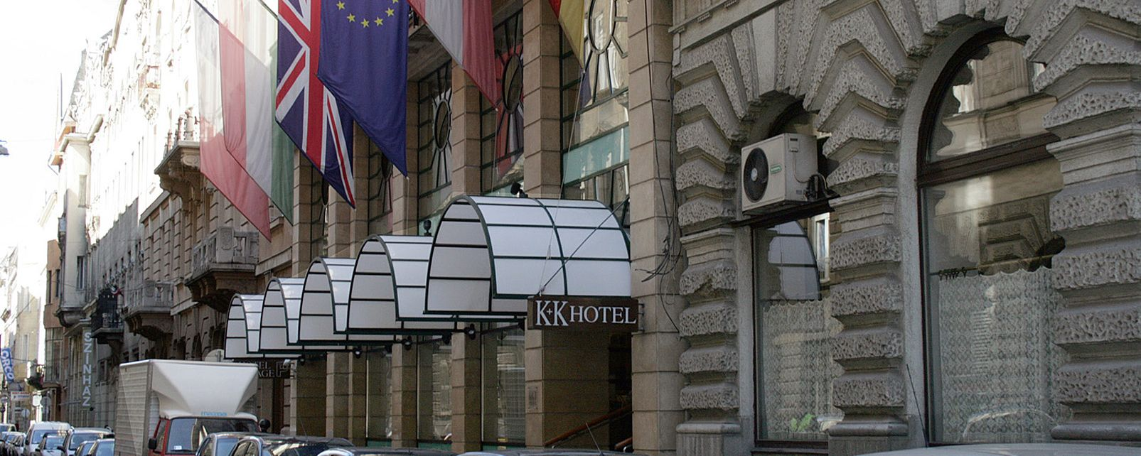 Hotel K +K Hotel Opera Budapest
