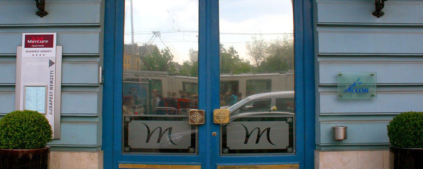 Hotel Mercure Nemzeti