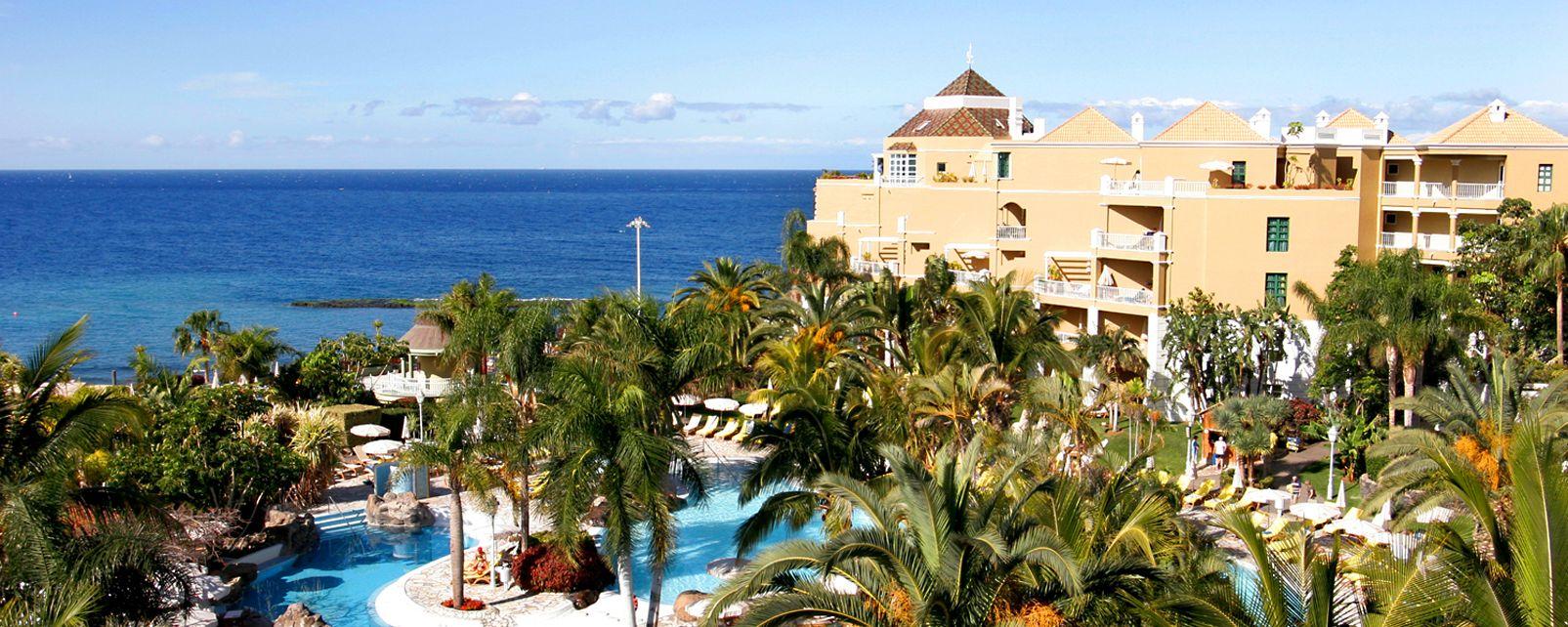 Hotel jardines de nivaria costa adeje for Hotel jardines de uleta vitoria
