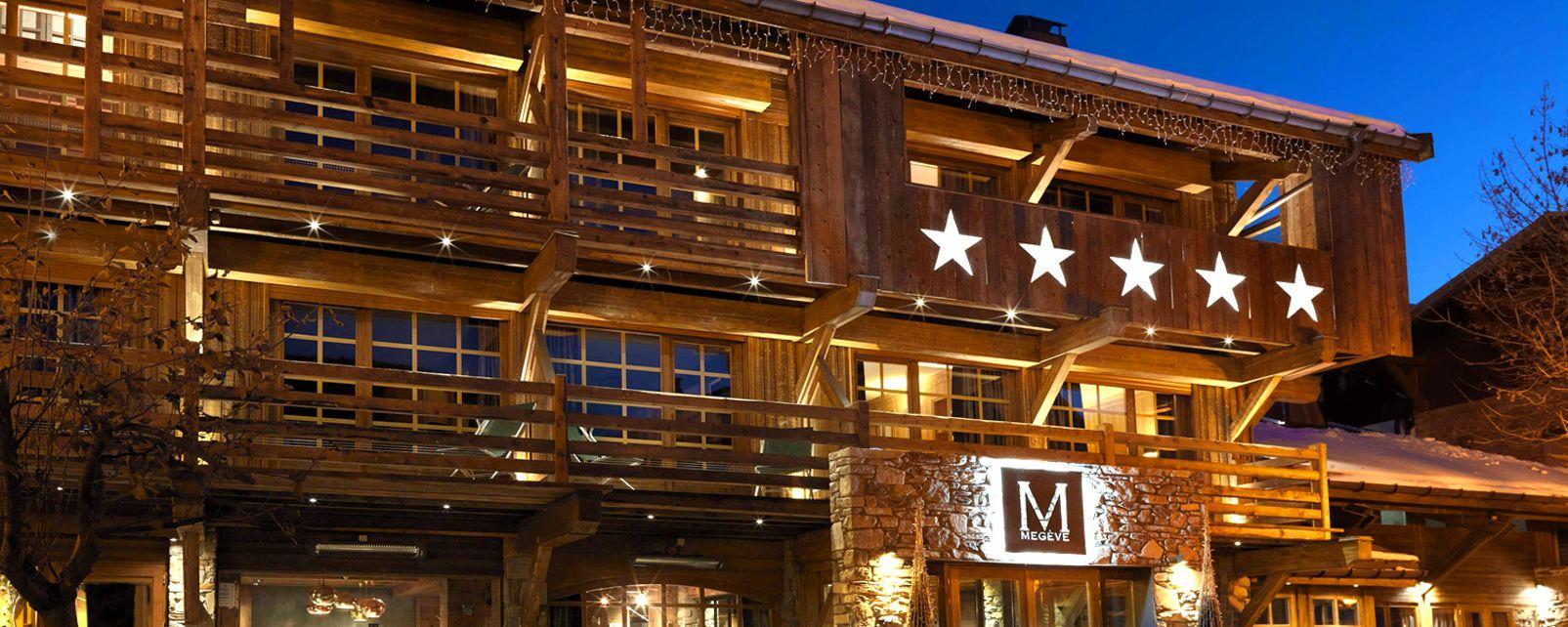 Hôtel M de Megeve