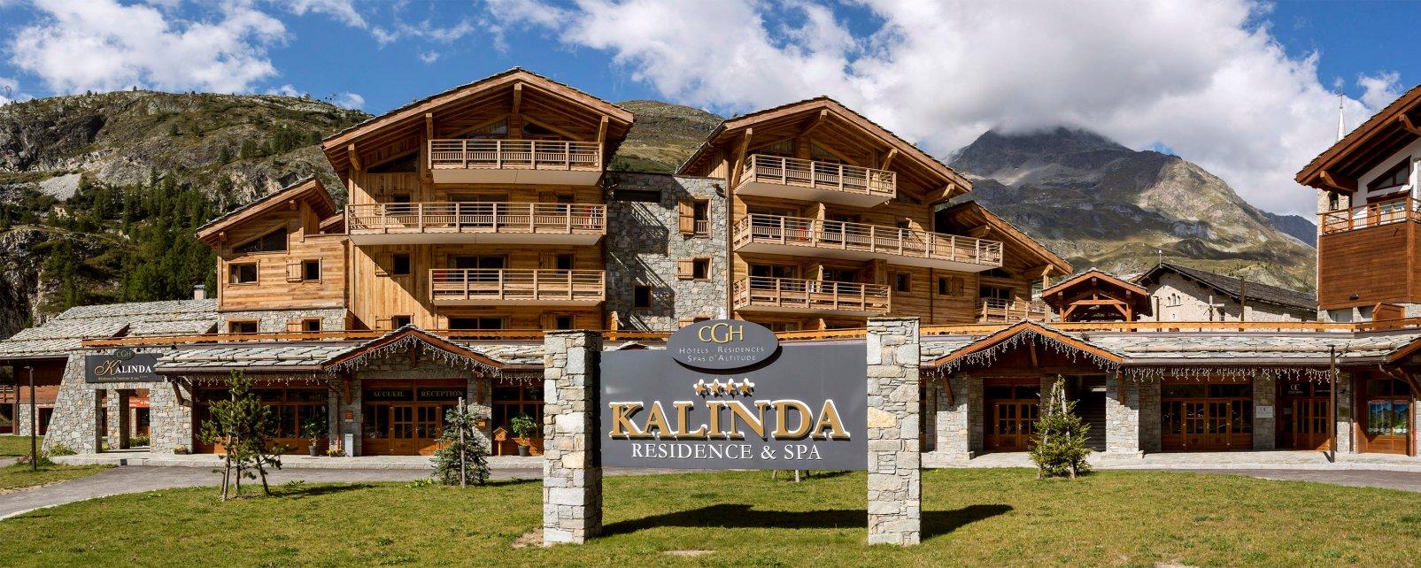 Hôtel Residence CGH Kalinda