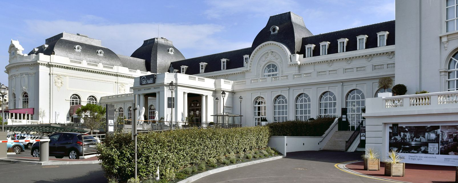 H tel mgallery les cures marines trouville trouville sur mer - Hotel cures marines trouville ...