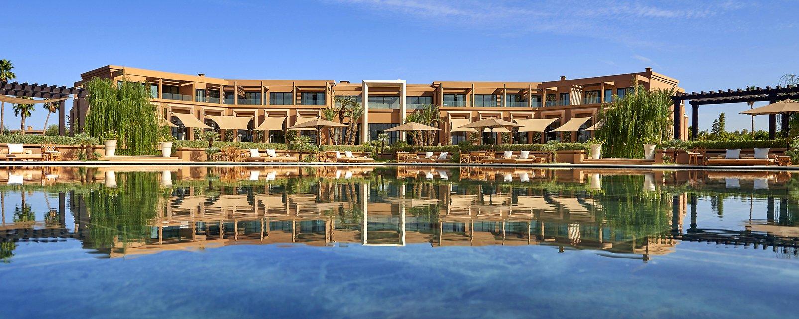 Hôtel Mandarin Oriental Marrakech