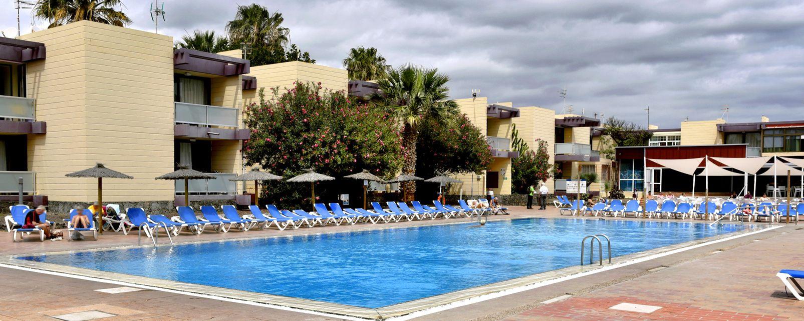 Hotel Palia Parque Don Pedro