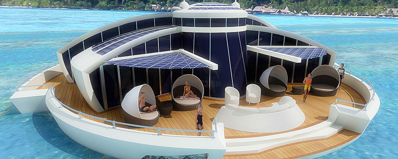 Hôtel Solar Floating Island