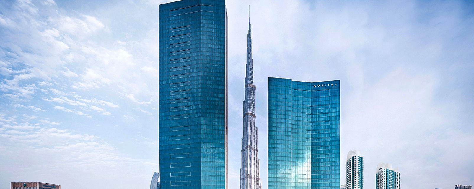 Hôtel Sofitel Dubaï Downtown