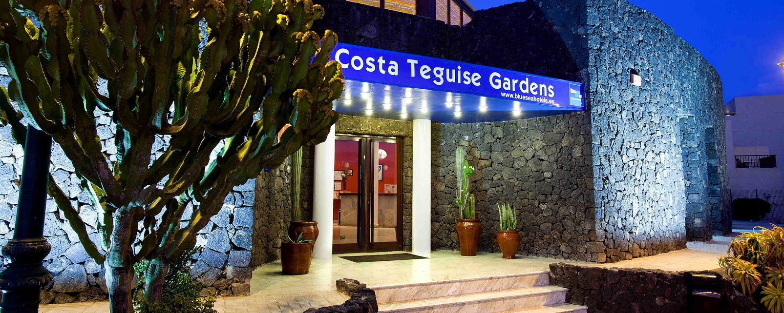 Club Blue Sea Teguise Gardens