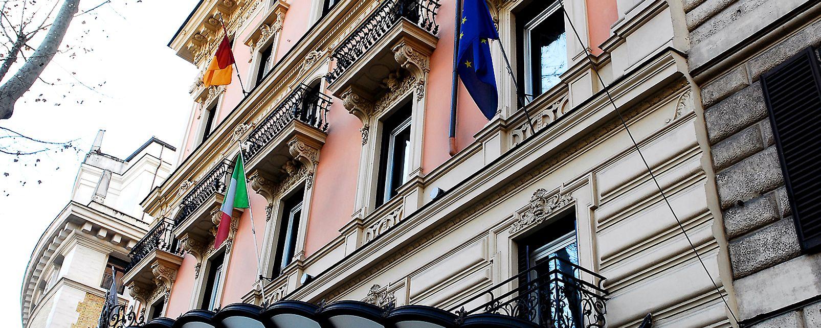 Hôtel Regina Baglioni