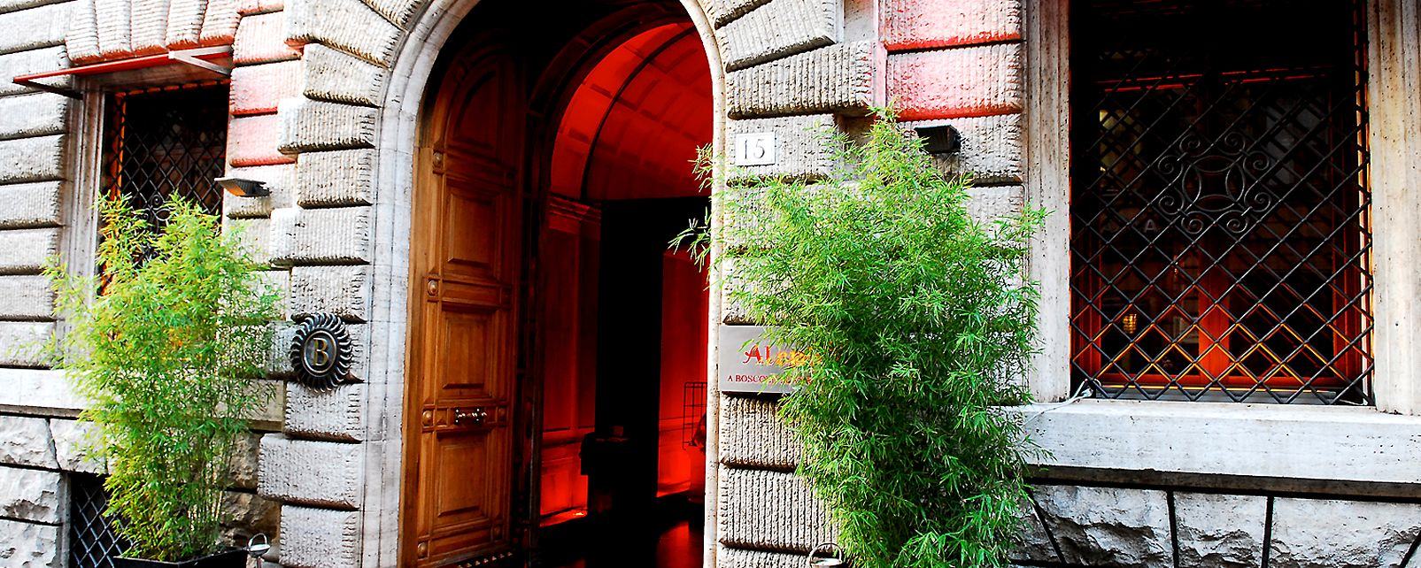 Hôtel Boscolo Aleph Roma