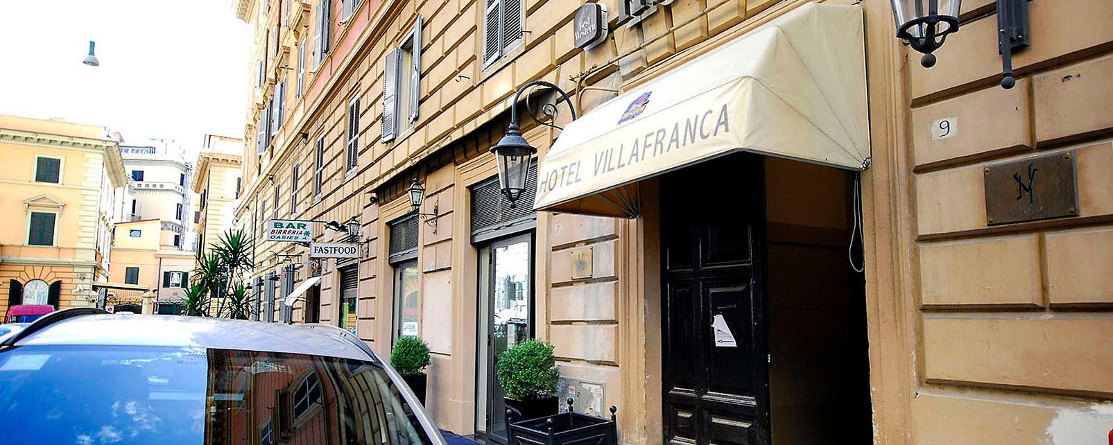 Hotel Villafrancia