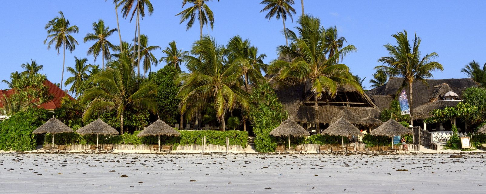 Hôtel Sunshine Hotel Zanzibar