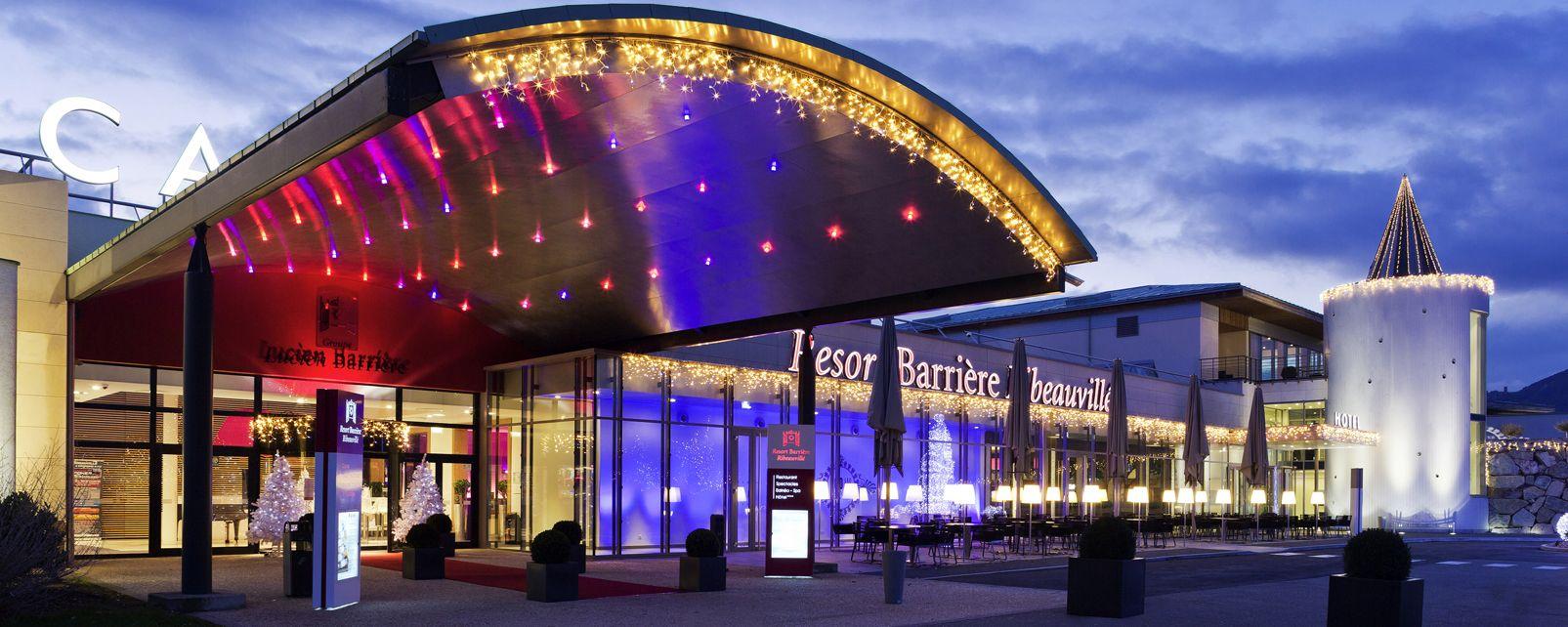 Hôtel Resort Barrière Ribeauvillé