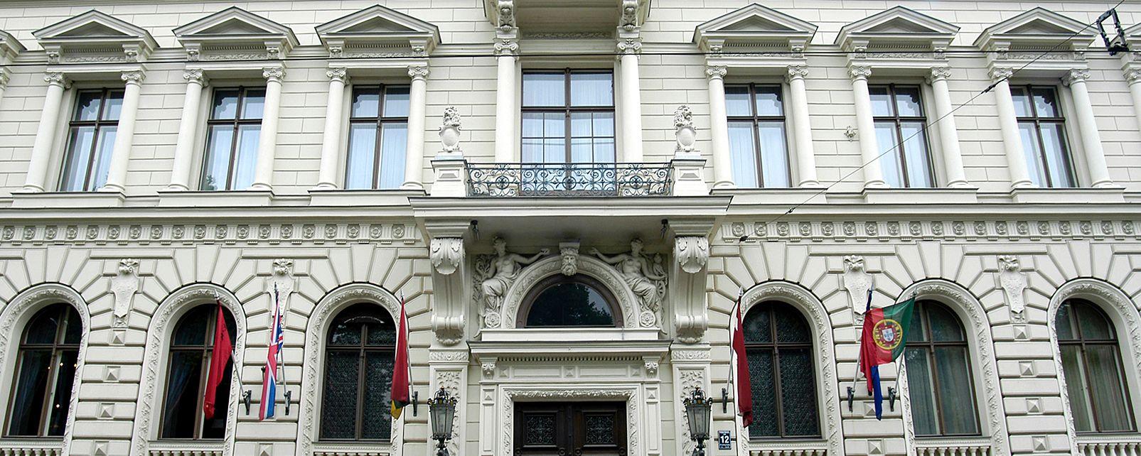 Hôtel Europa Royale Riga