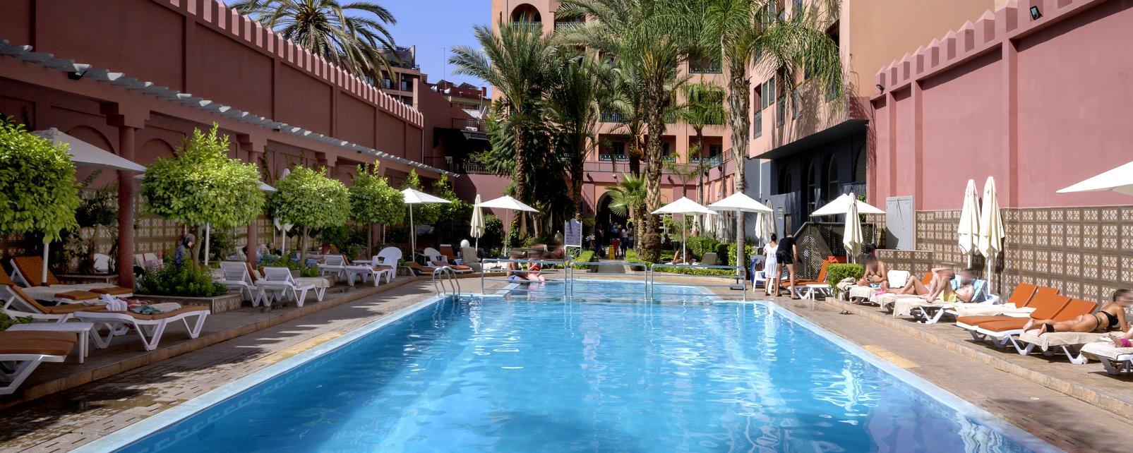 Vol Marrakech Hotel