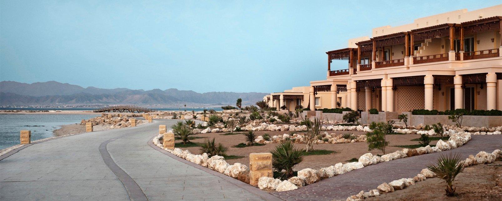 Hôtel Sheraton Soma Bay Resort