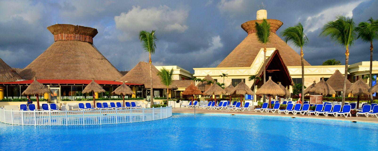 H tel club jet tours hacienda tulum akumal mexique for Hotels tours