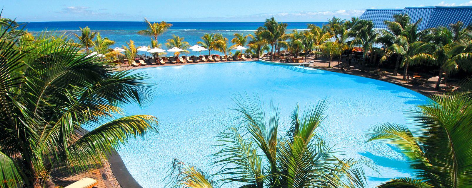 Hotel Victoria Beachcomber Resort Spa