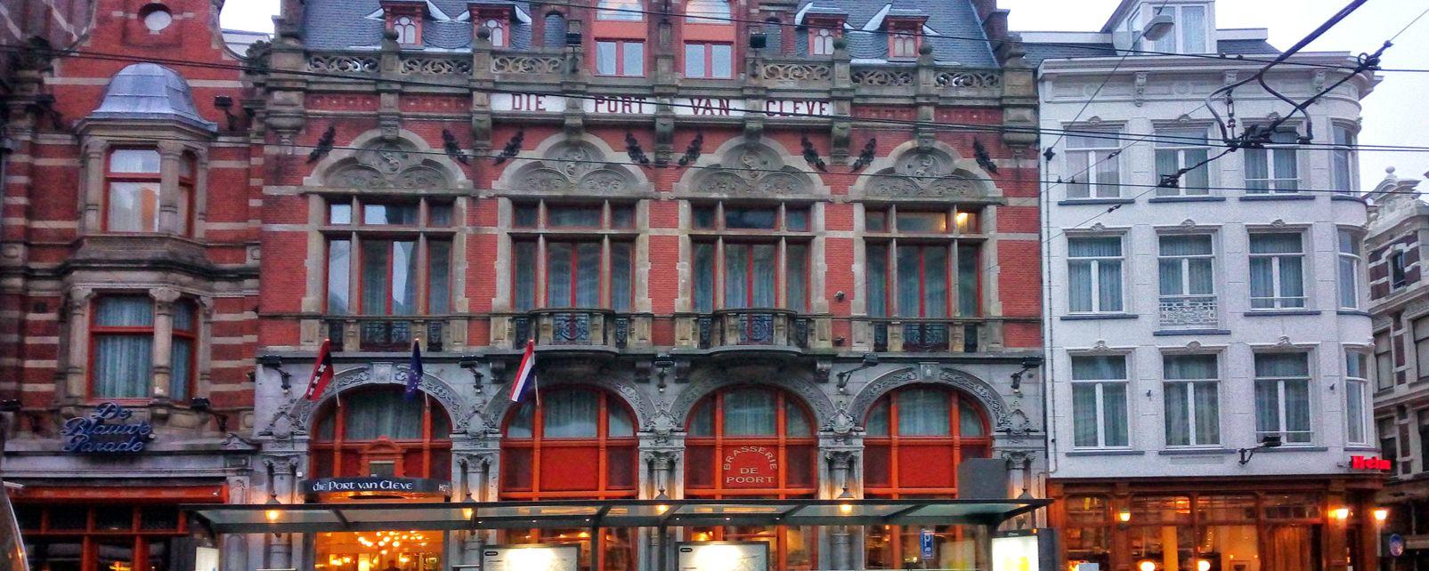 Hôtel Die Port Van Cleve