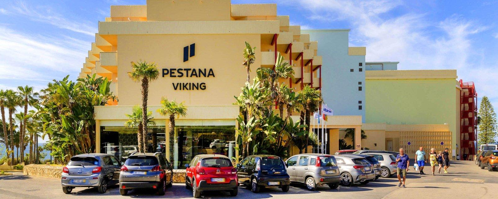 Hôtel Pestana Viking Beach & Spa Resort