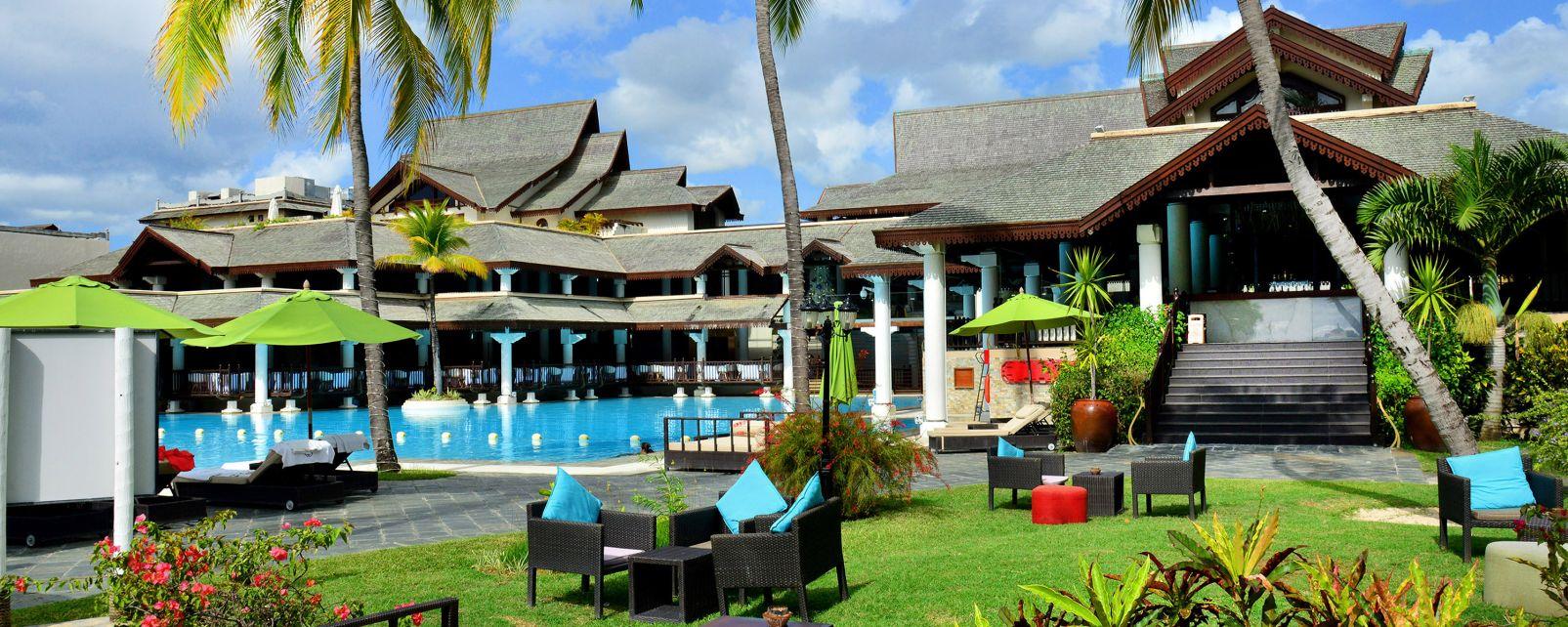 Hotel Sofitel Mauritius L'Impérial Resort Spa,
