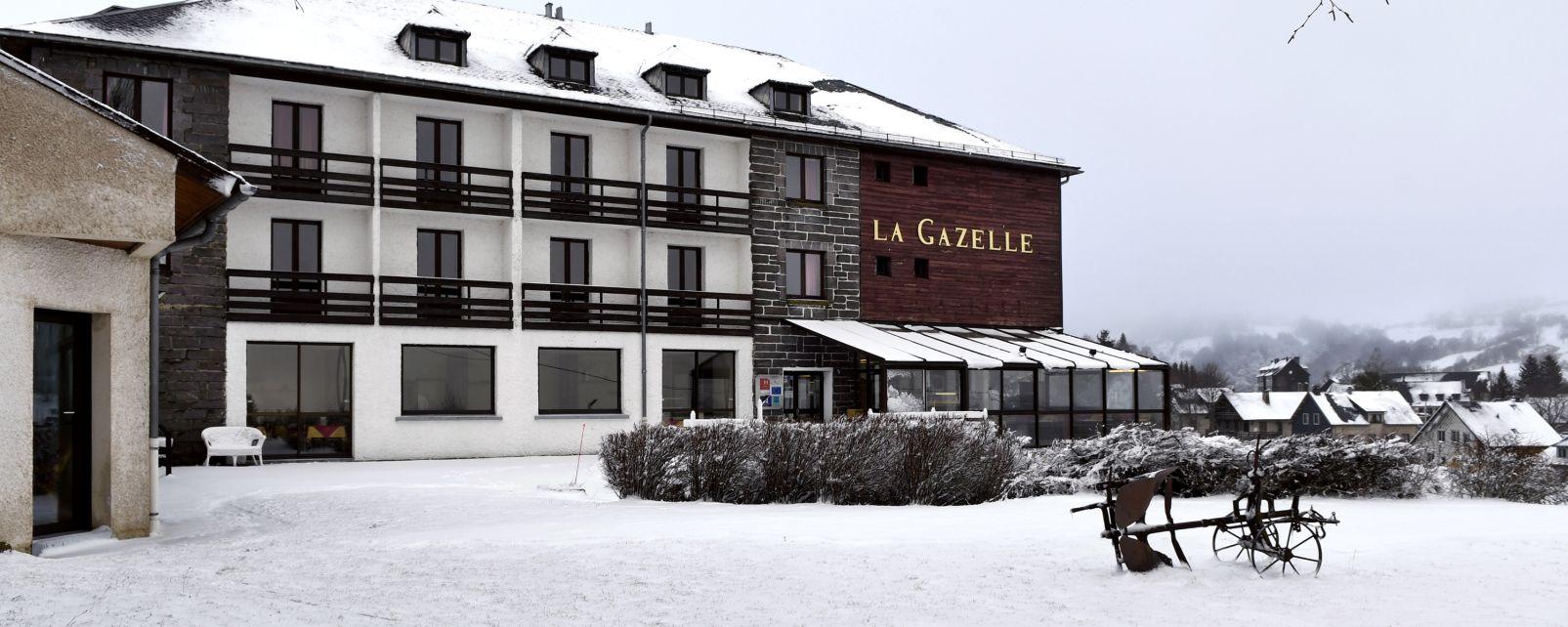 Hôtel La Gazelle