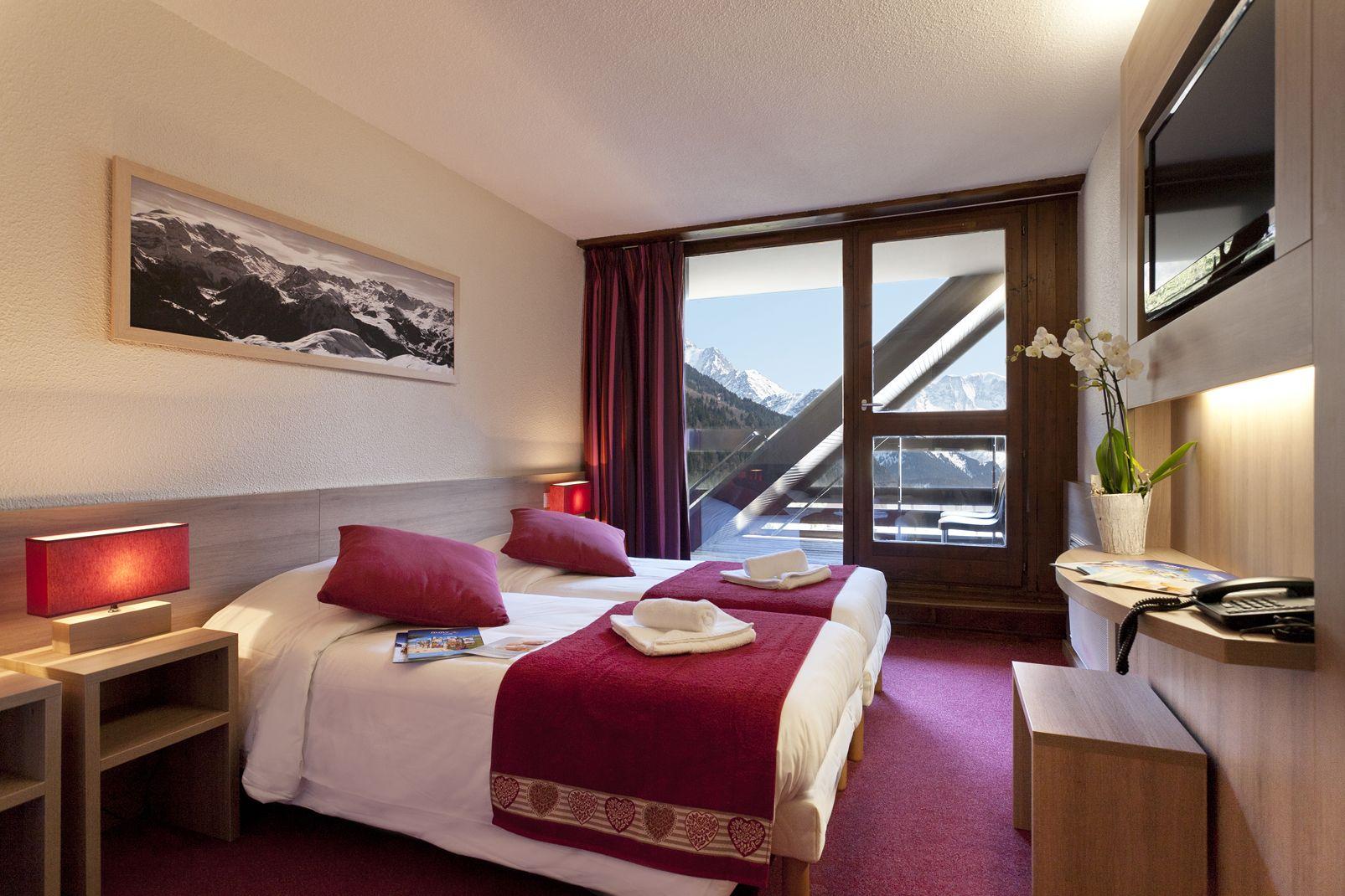 St Gervais-les-bains- Hôtel Club MMV Le Monte Bianco Village Vacances 3* - 1