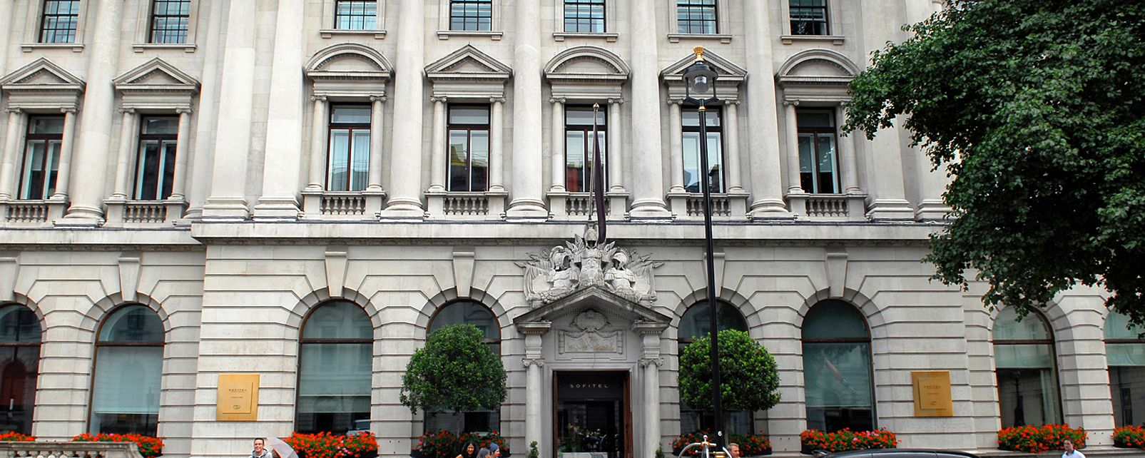 Hotel Sofitel London Saint-James