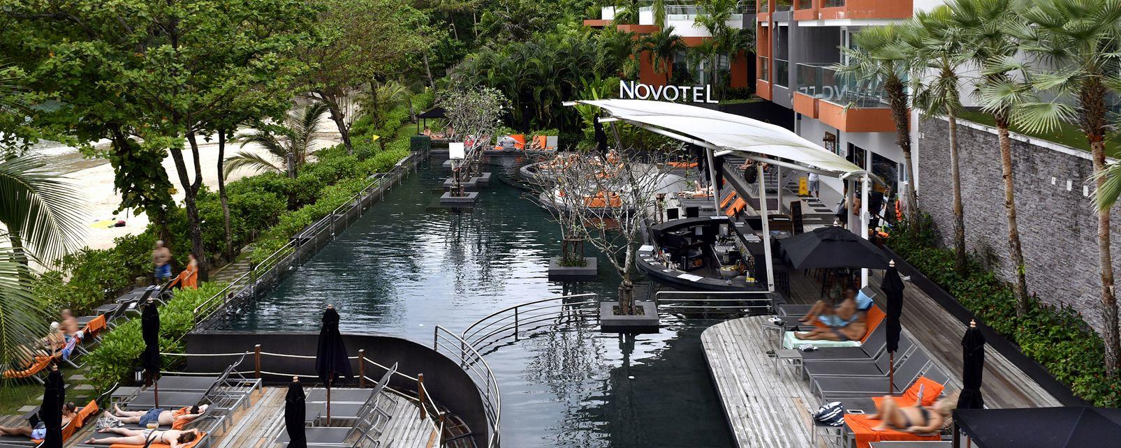 Hôtel Novotel Phuket Kamala Beach