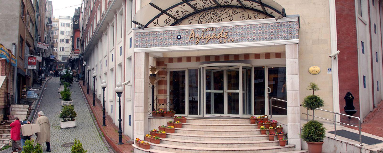 Hotel Aziyadé