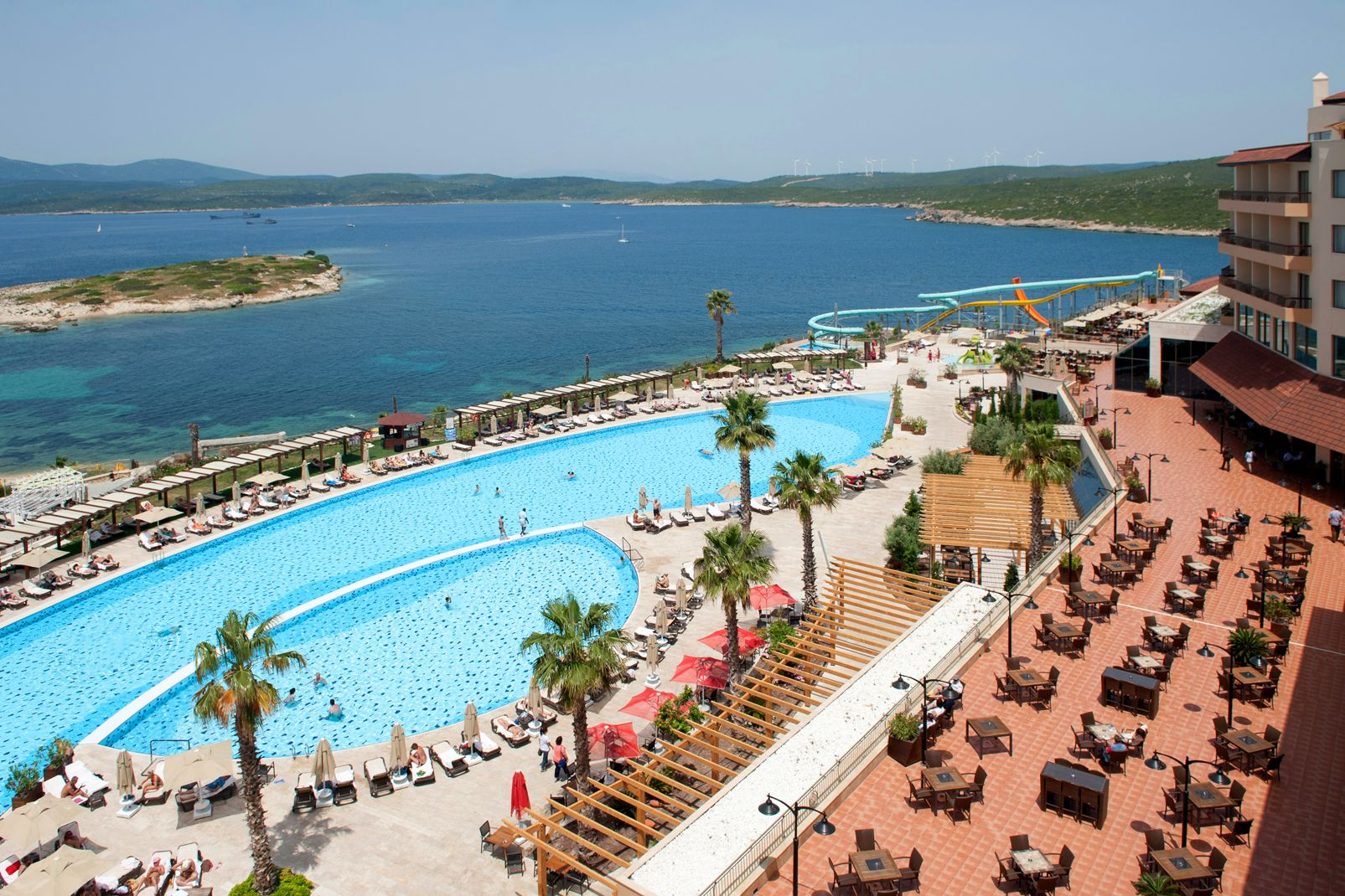 Hôtel Euphoria Aegean Resort & Spa 5* - 1