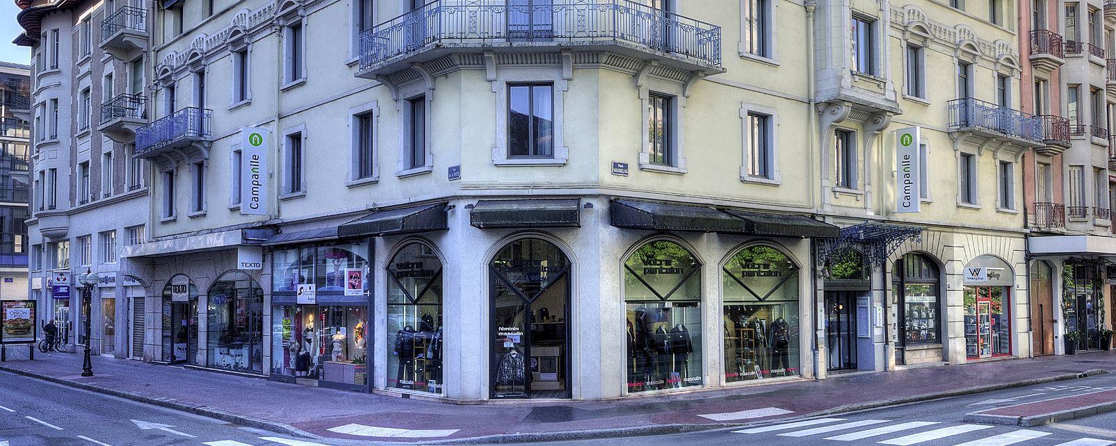 Hôtel Campanile Annecy Centre Gare