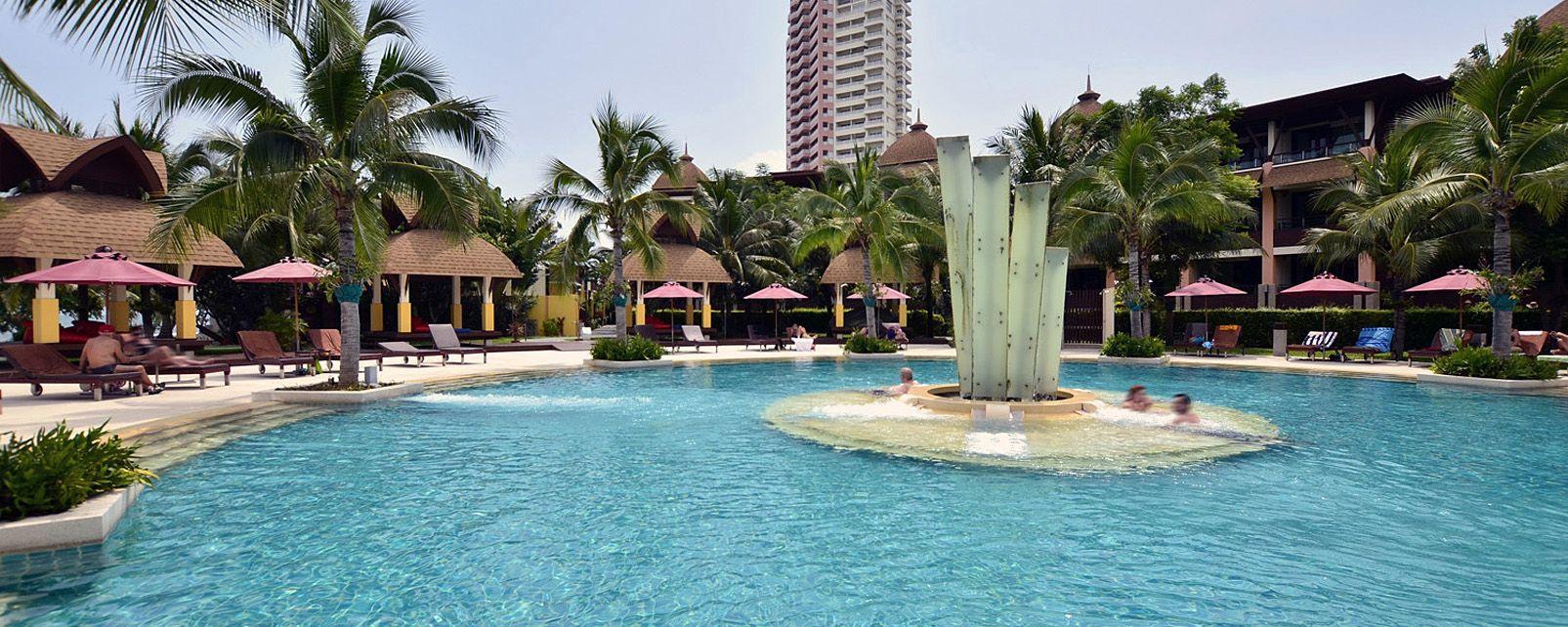Hôtel Springfield @ Sea Resort and Spa