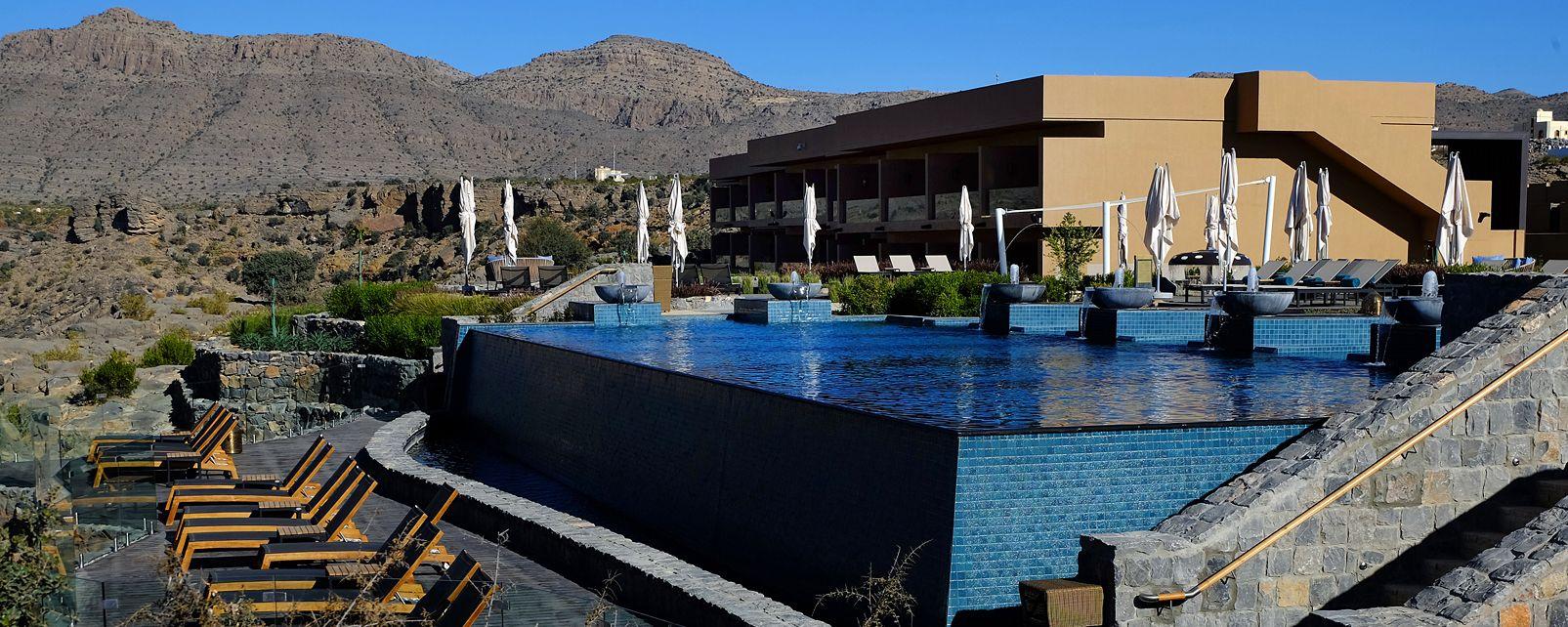 Hôtel Anantara Al Jabal Al Akhdar