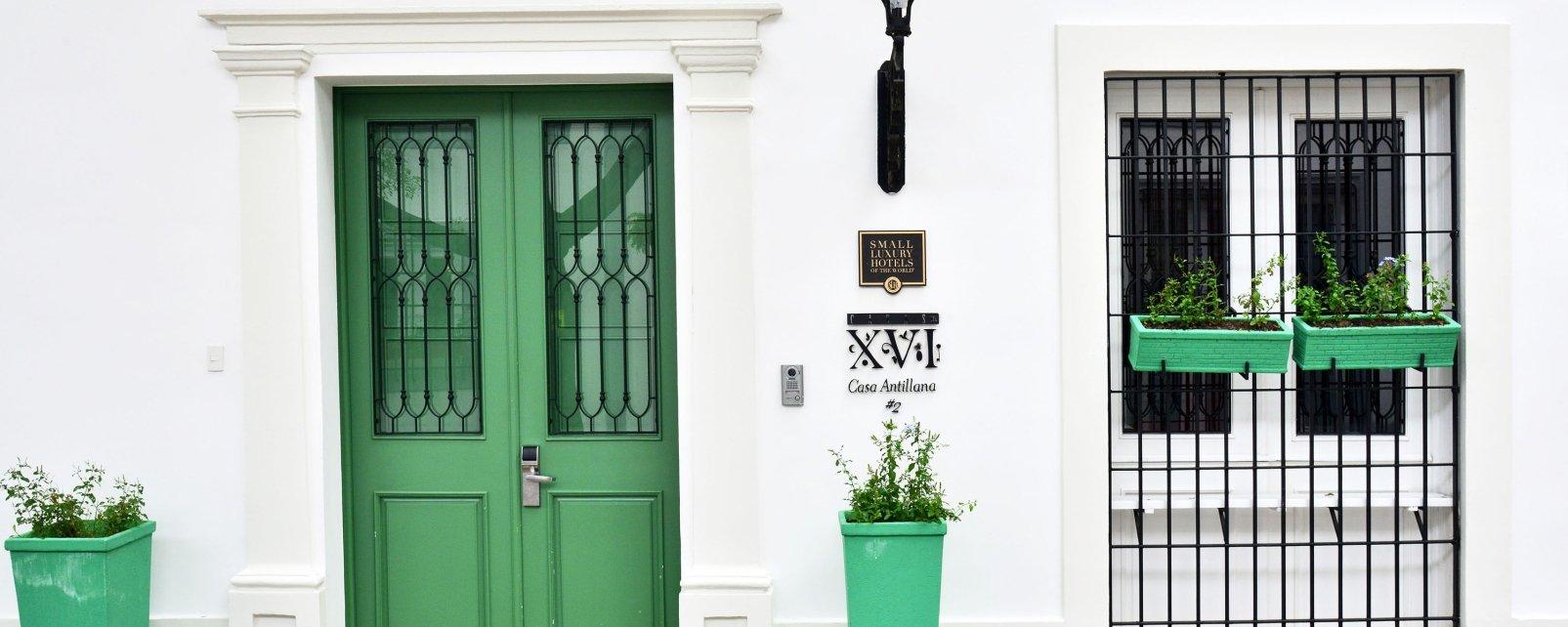 Hôtel Casas del XVI