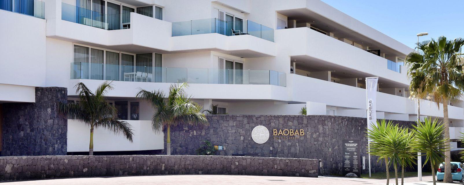 Hôtel Baobab Suites