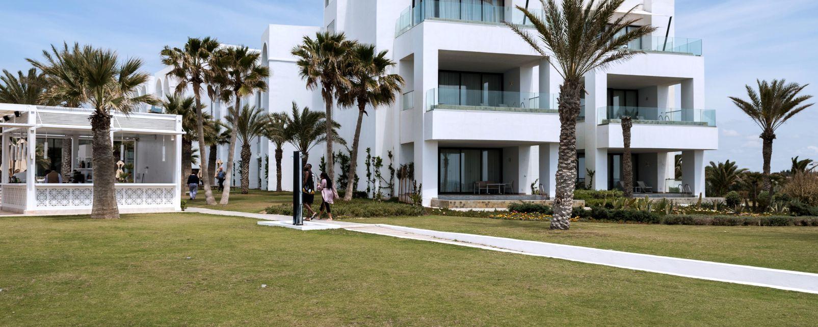 Hôtel La Badira