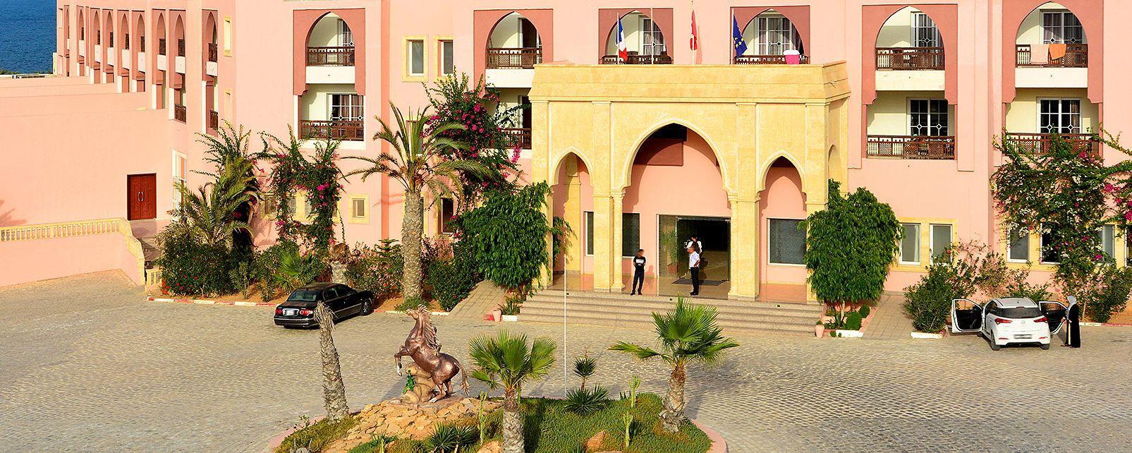 Hôtel Lella Meriam