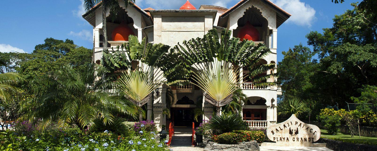 Hôtel Balaji Palace Playa Grande