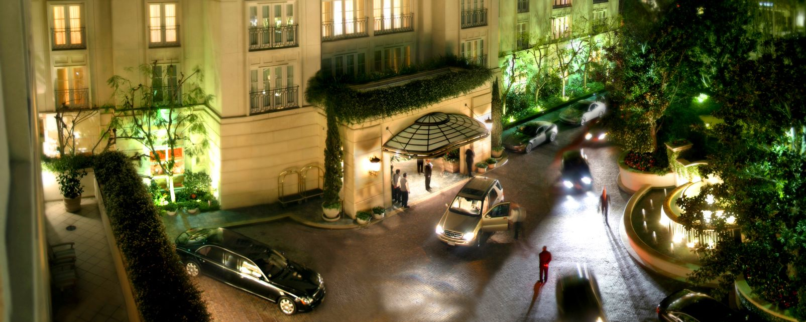 Hôtel The Peninsula Beverly Hills