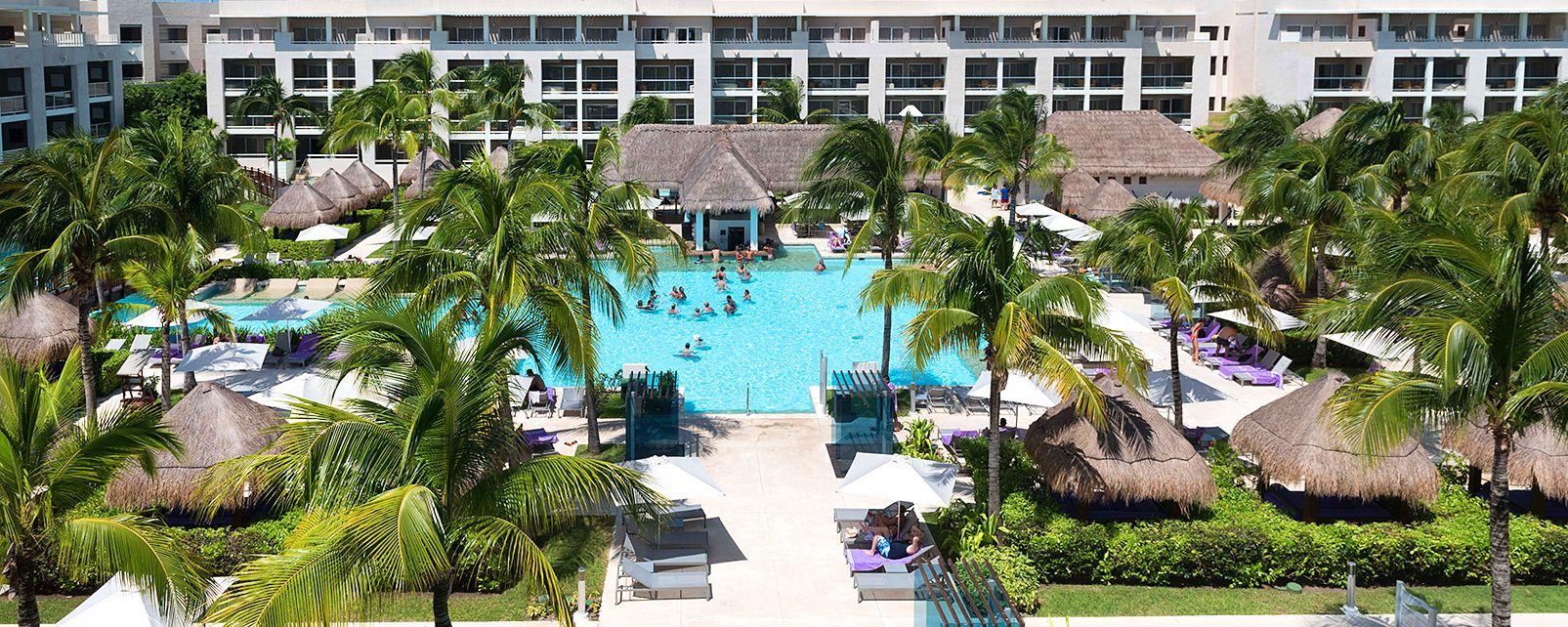 Hôtel Paradisus Playa del Carmen La Esmeralda