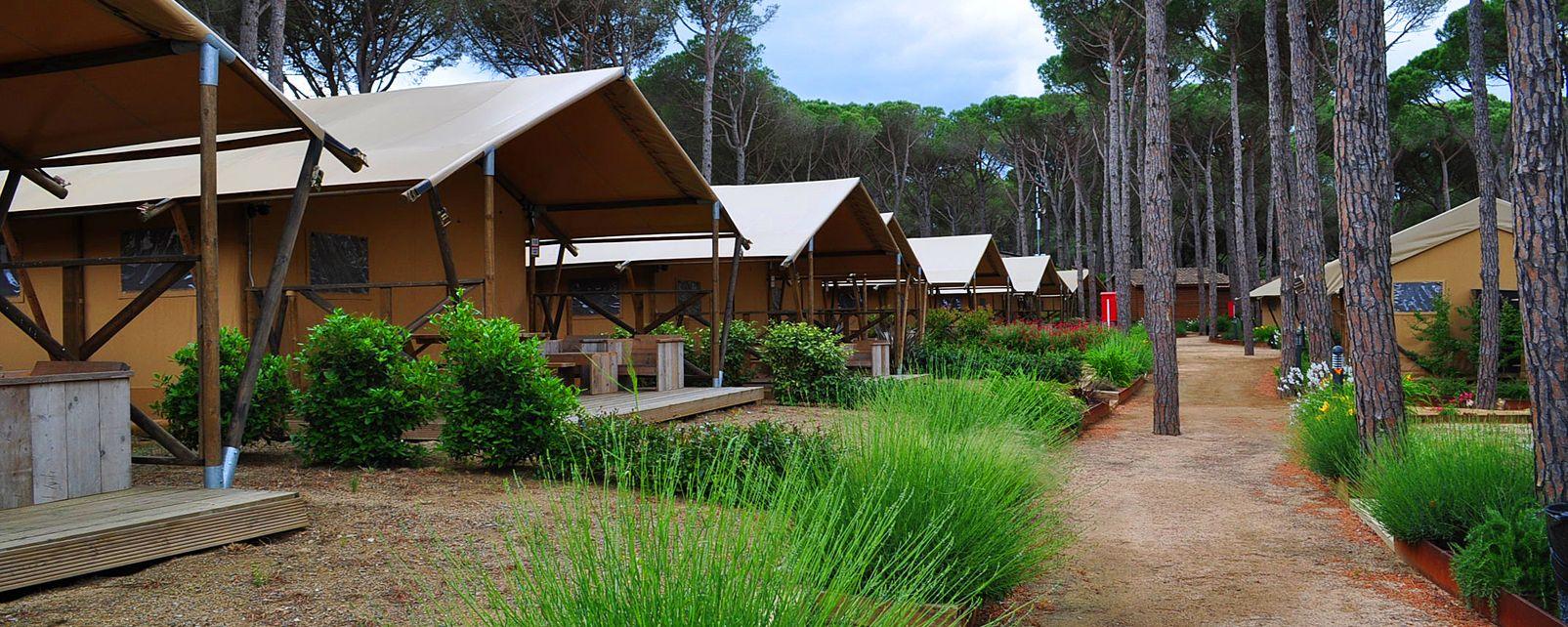 Hôtel Camping Cypsela Resort