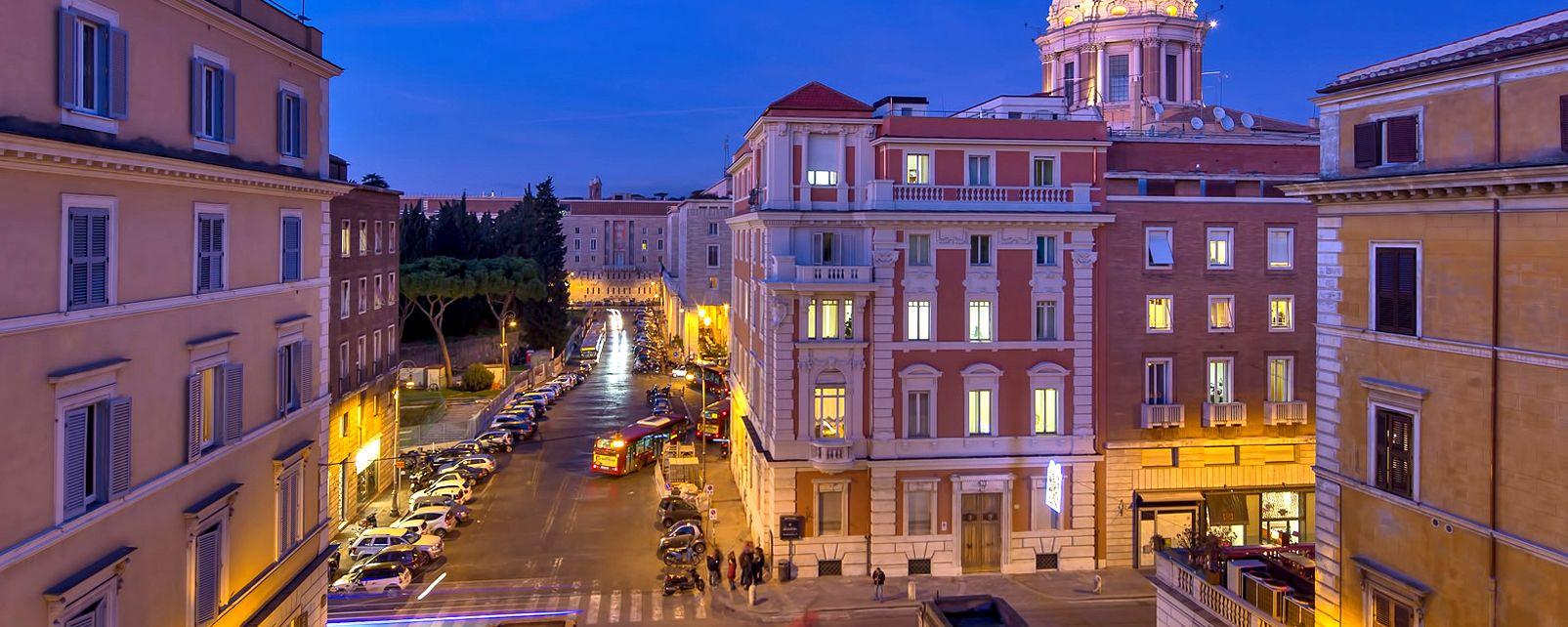 Hôtel J.K. Place Roma