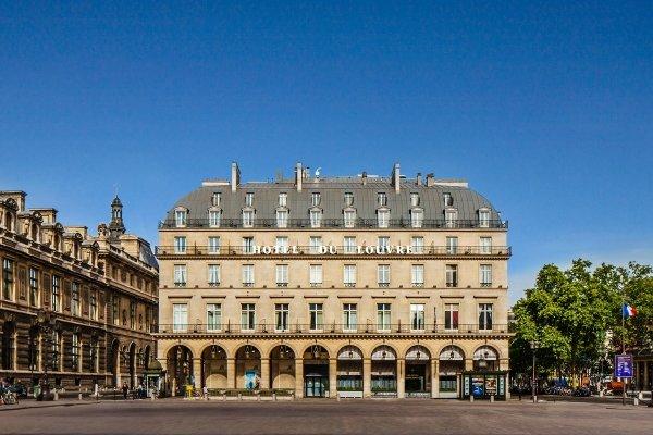 Hotel Vicino Al Louvre Parigi
